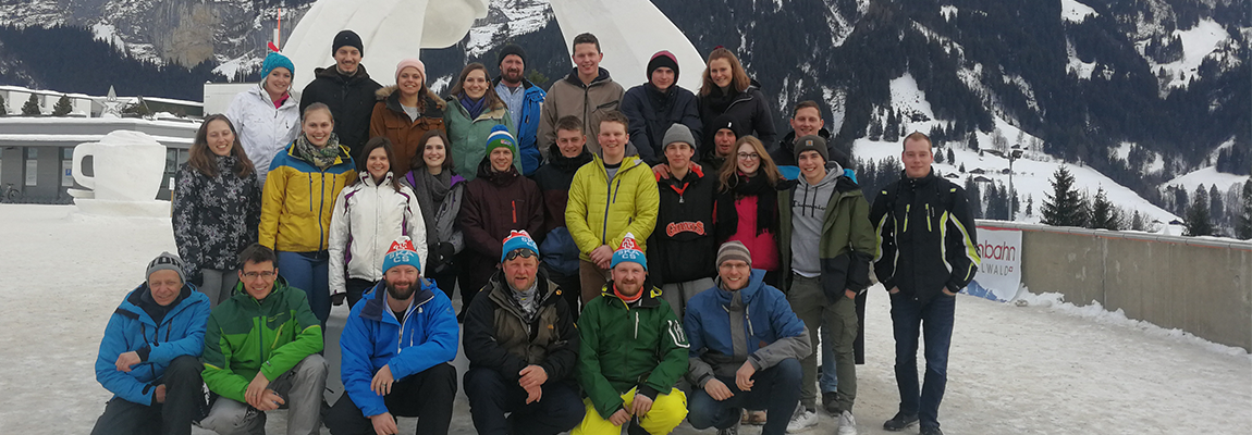Skiweekend in Grindelwald